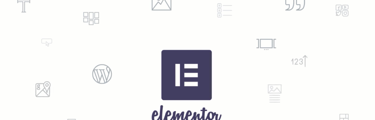 Design with Elementor – Page Builder for WordPress