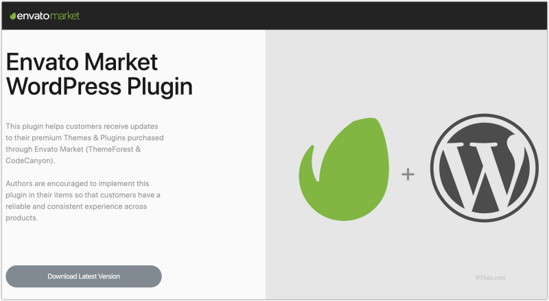 Envato Market Plugin Download Free