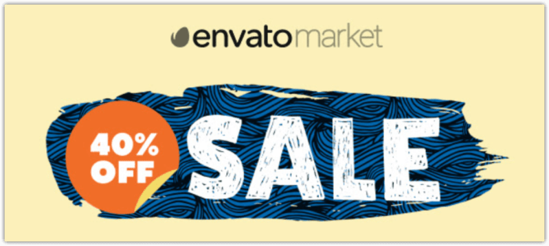 Envato Market Sale ThemeForest Latest