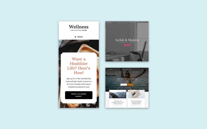 Flywheel Free WordPress Themes