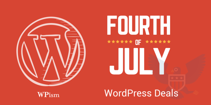 20+ WordPress Deals for Fourth of July Independence Day 2015
