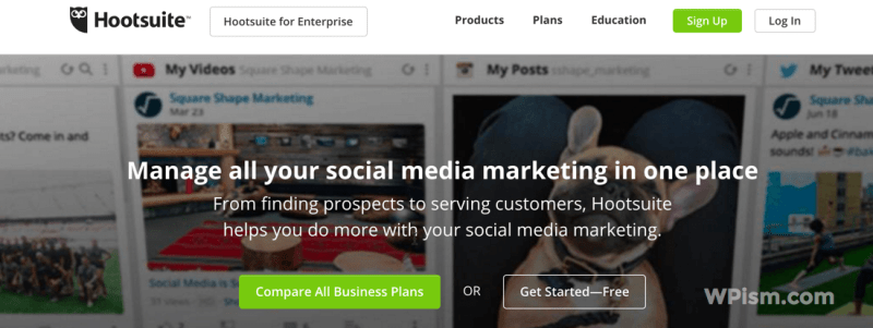 HootSuite - Social Media Planner
