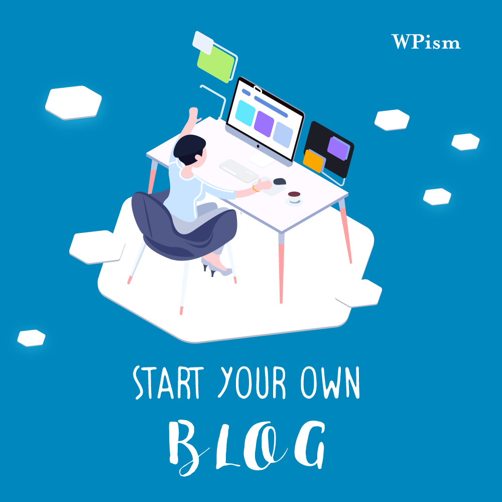 How to Start a Blog Tutorial