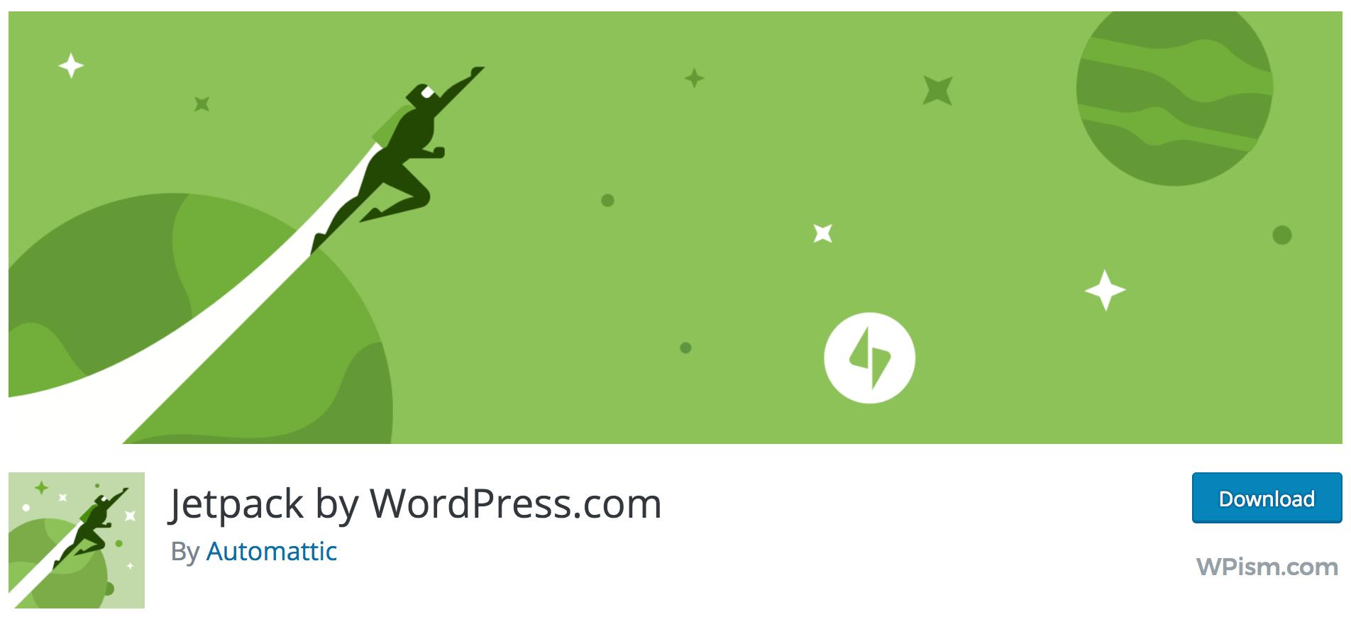 Jetpack WordPress Plugin Download Official repository