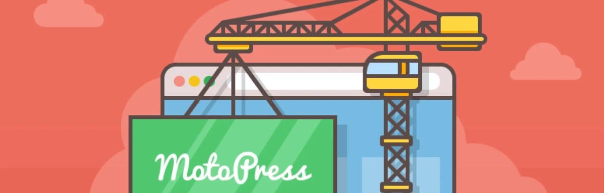 MotoPress Page Builder – WordPress Drag And Drop Pioneer