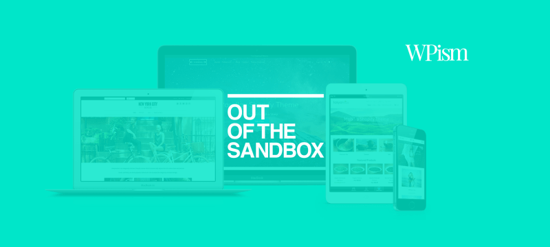 Out of the Sandbox Themes Coupon Discounts
