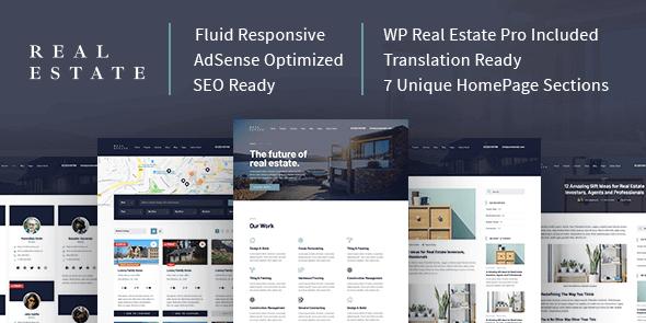 Real Estate WordPress Theme My Theme Shop Coupon