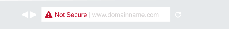 Remove Not Secure Chrome Warning SSL