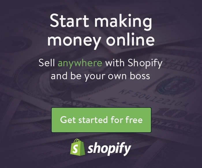 Shopify Free Shop Ecommerce Store