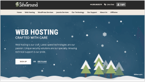 Siteground Christmas New Year hosting Offer 2018