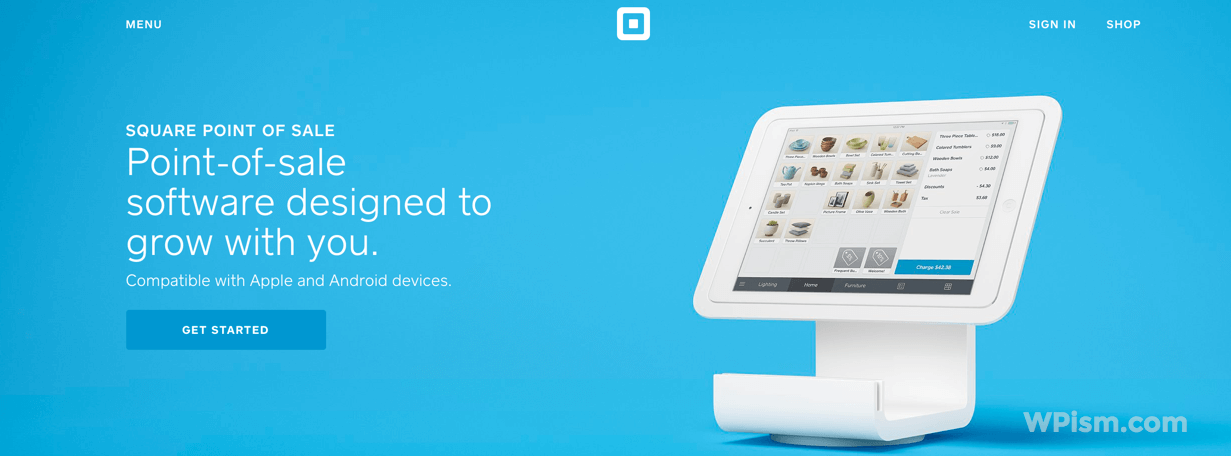 Square - Point-of-Sale solution