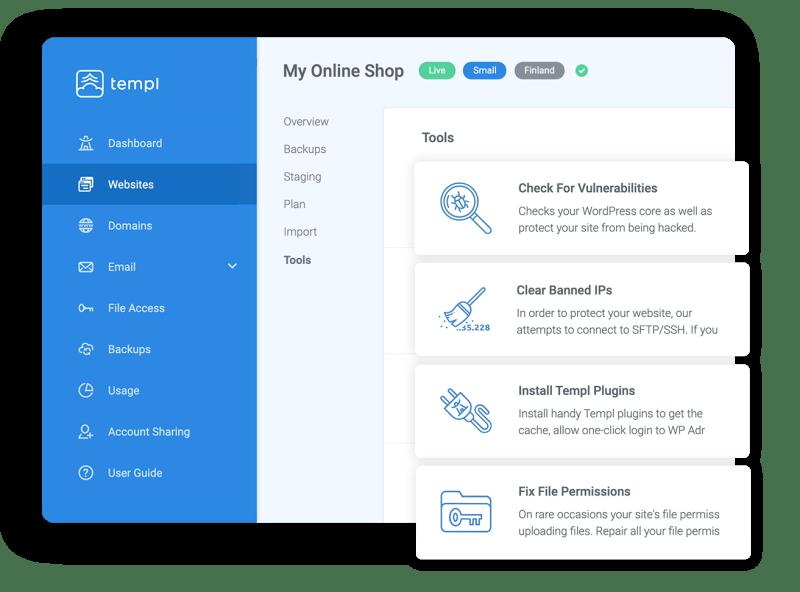 Templ Coupon Code Hosting Platform Features