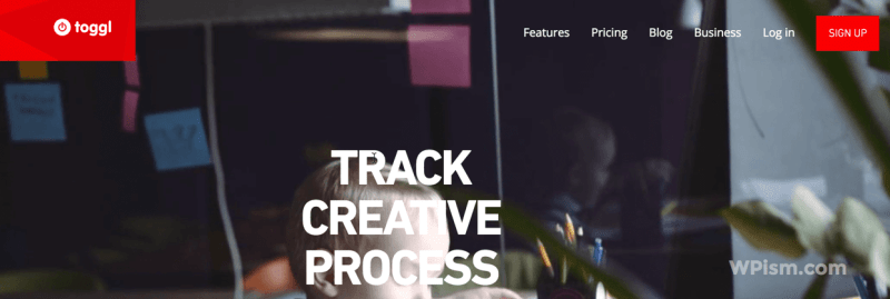 Toggl - Tracking The Work