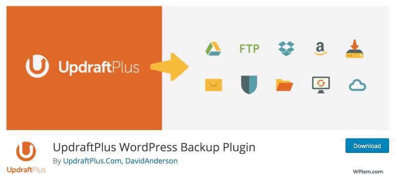UpdraftPlus Backup Plugin Migration Plugin