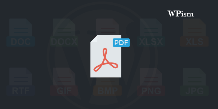 How to Upload and Embed PDF files in WordPress – Complete Guide