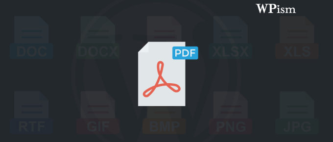 Upload Embed PDF Files WordPress Tips