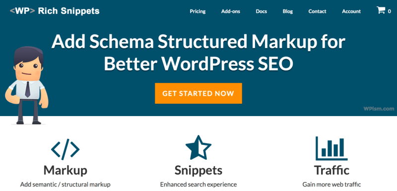 WP Rich Snippets WordPress Plugin Advanced