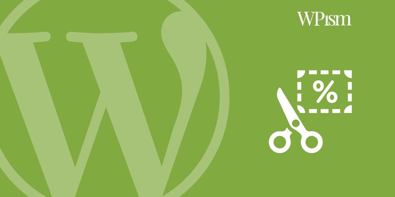 WPism WordPress Coupons publish