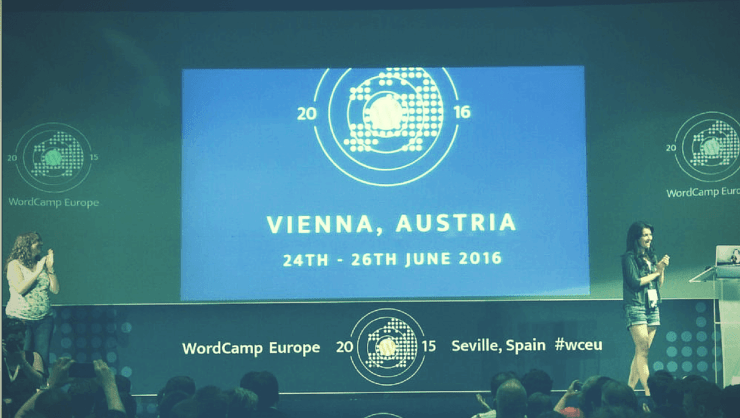 WordCamp Europe 2016 to take place in Vienna, Austria