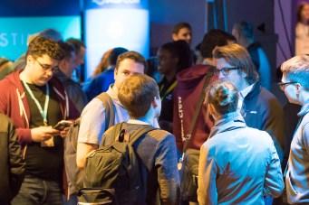 Sponsors at WordCamp London 2016-2722