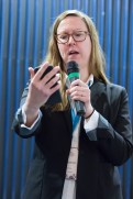 Jenny Beaumont MC at WordCamp London 2016-3059