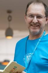 Herb Miller Volunteer at WordCamp London 2016-3108