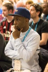 Murani O at WordCamp London 2016-3318