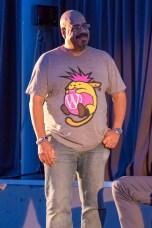 Mike Little, WordPress Cofounder at WordCamp London 2016-3527