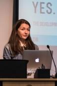 Petya Raykovska Speaking at WordCamp London 2016-3587