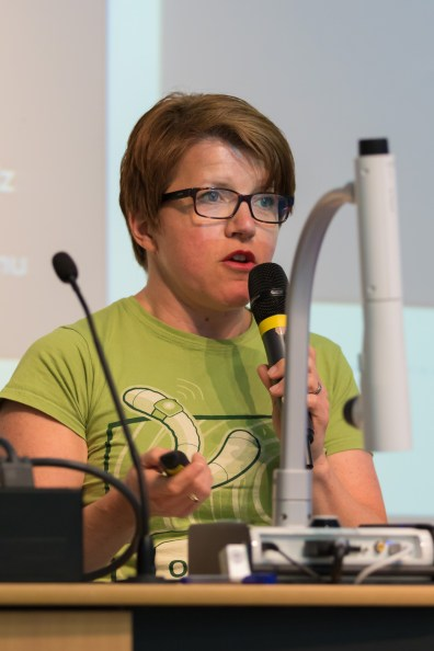 Rachel McCollin at WordCamp London 2016-3959