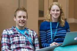 Gemma Garner, Scott Evans at WordCamp London 2016-4171