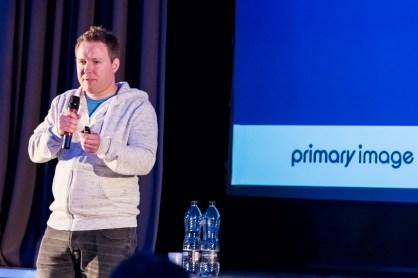 Mike Pead Speaking at WordCamp London 2016-4464
