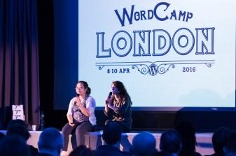 Jenny Wong, Ana Silva, Organizer at WordCamp London 2016-4588