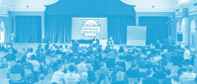 WordCamp London 2017 Event Photos