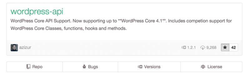 WordPress Atom API Support Package