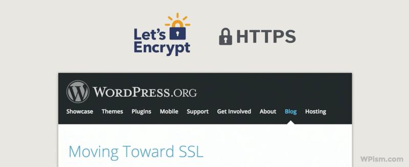 WordPress move to SSL Lets Encrypt