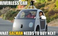 Salman Khan's New Car after Conviction