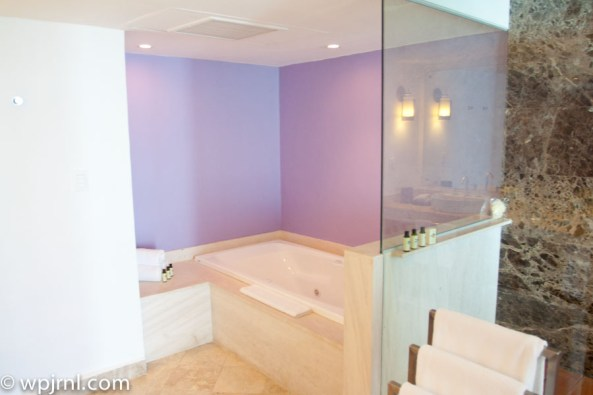 Hyatt Regency Cancun - Eternity Suite - Bathroom