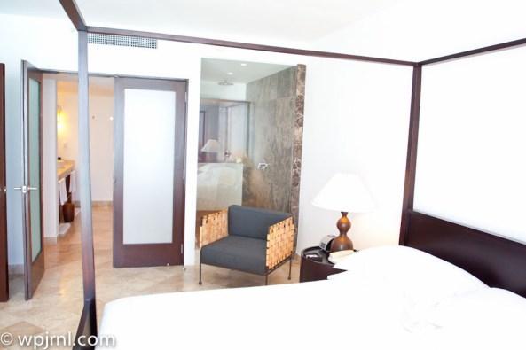 Hyatt Regency Cancun - Eternity Suite - bedroom