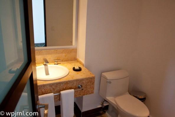 Hyatt Regency Cancun - Eternity Suite - second bathroom