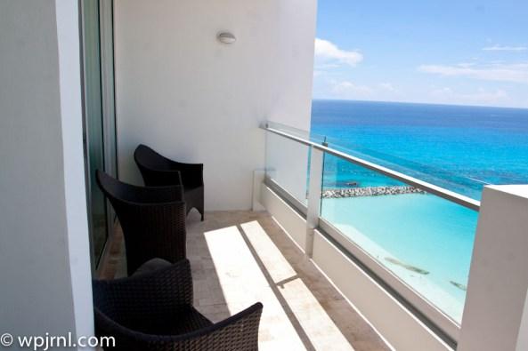 Hyatt Regency Cancun - Eternity Suite - balcony