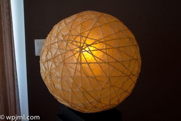 Hyatt Regency Cancun - Eternity Suite - lights