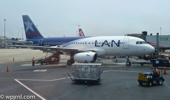 Airbus A319 LAN Airlines CC-CYJ - cn 3772