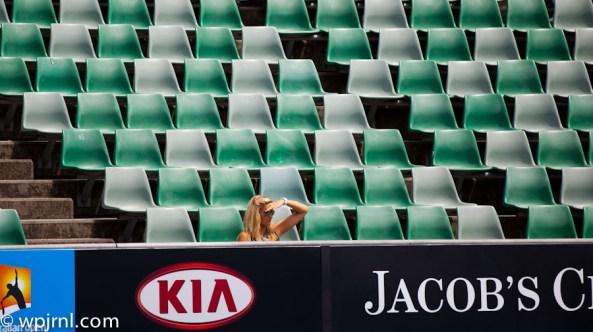 Lonely - Australian Open 2012