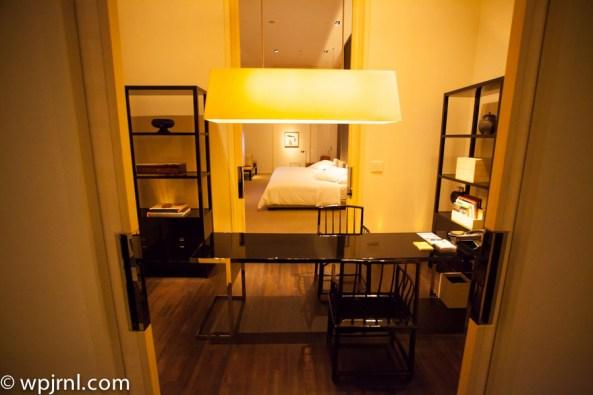 Park Hyatt Shanghai Diplomatic Suite -