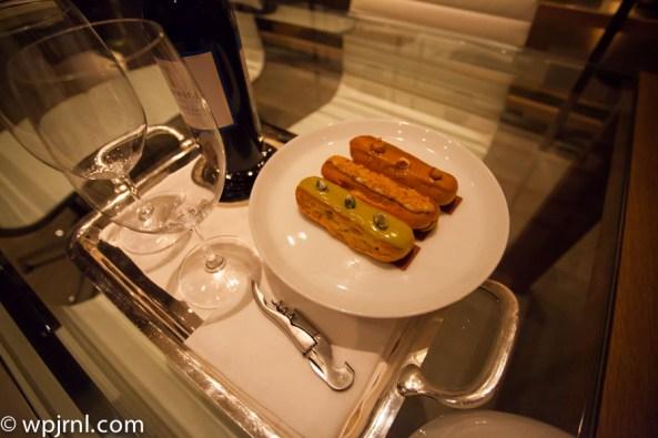 Park Hyatt Shanghai Diplomatic Suite - sweets