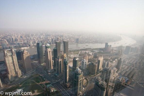 Park Hyatt Shanghai Diplomatic Suite - the bund