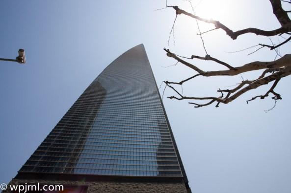Park Hyatt Shanghai Diplomatic Suite - outside view