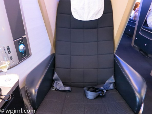 New British Airways First Class London to Miami - Seat 1K