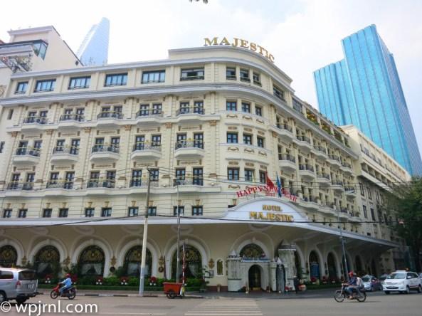 Hotel Majestic Saigon - Ho Chi Minh City